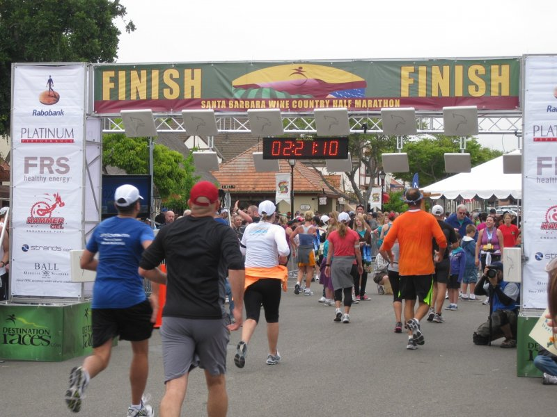 Santa Barbara Wine Country Half