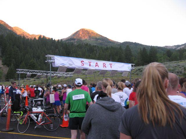 American Fork Canyon Half Marathon